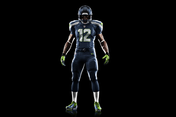 outlet store 1e50a a3379 Seattle Seahawks New Uniforms: You Either Love Them or Hate ...