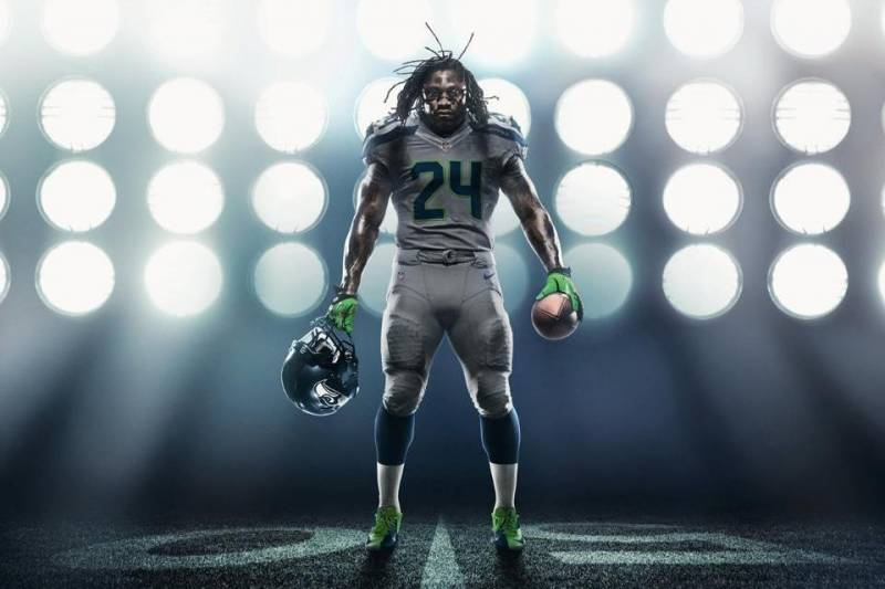 new style 28869 04209 Nike NFL Uniforms: Technology Greatest Change to New Threads ...