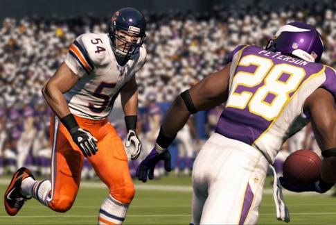 detailed look c0e9d 7f354 Chicago Bears Alternate Uniforms to Sport Orange Pants ...