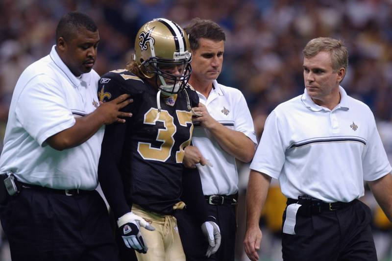 Gregg Williams Audiotape Steve Gleason Should Be Ashamed