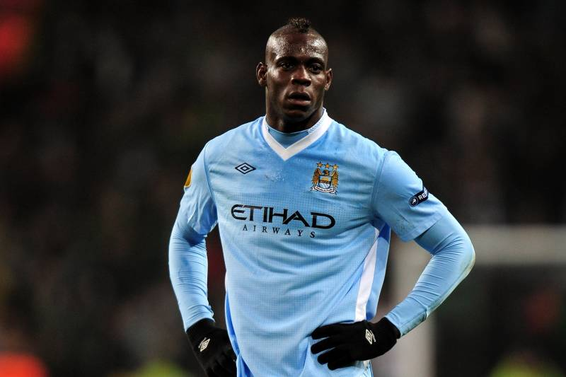 promo code b0ec8 d7a27 Mario Balotelli: Why Manchester City Was the Wrong Club at ...