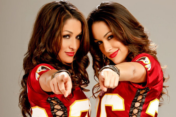 WWE News: WWE Releasing the Bella Twins at the End of April | Bleacher Report | Latest News, Videos and Highlights