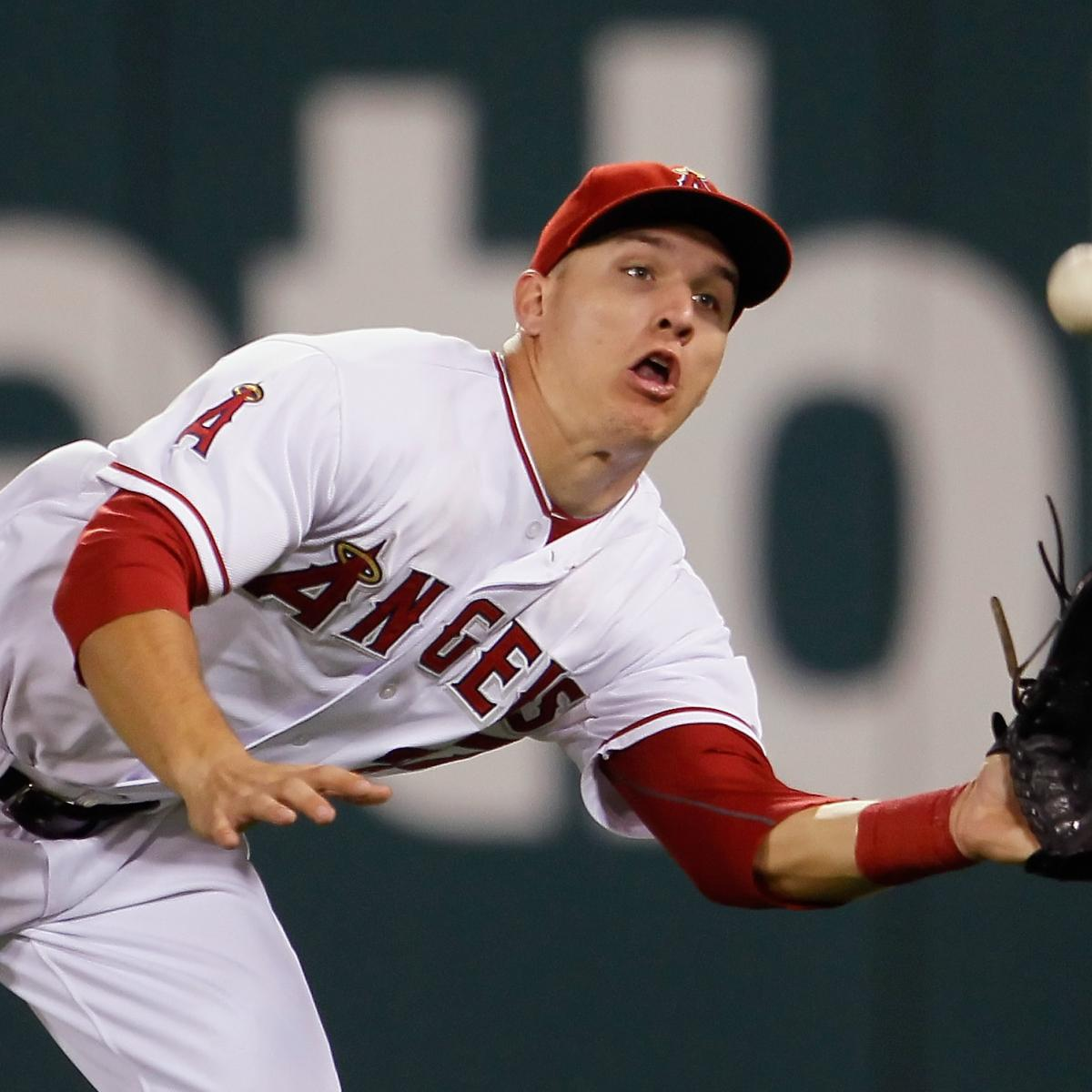 Best Sports Photos Of 2012: MLB Prospects 2012: Ranking The Top 10 Outfielders In