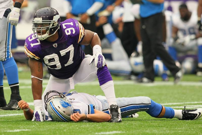 Minnesota Vikings: Why Everson Griffen Should Be Traded | Bleacher ...
