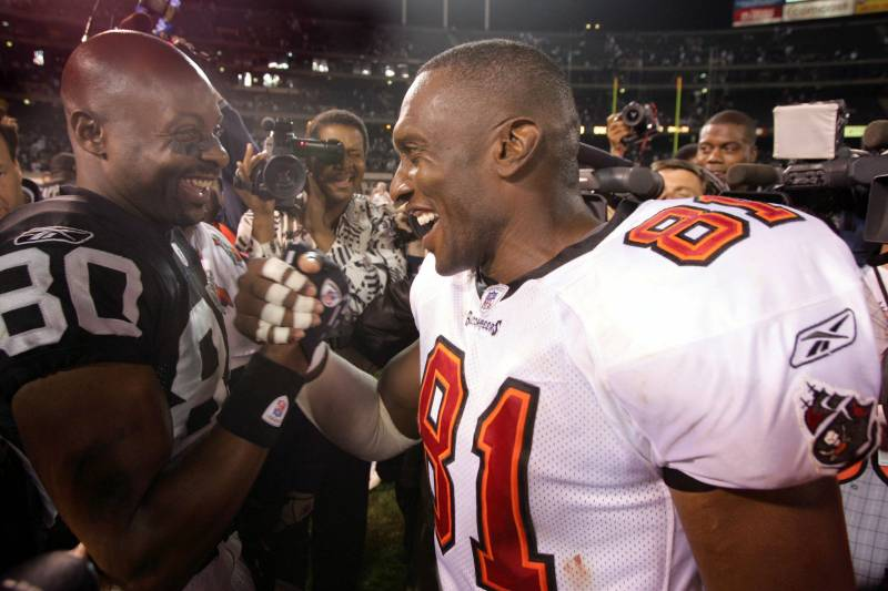 premium selection 3db63 91fda Why Oakland Raiders' Tim Brown Is the Most Underrated Player ...