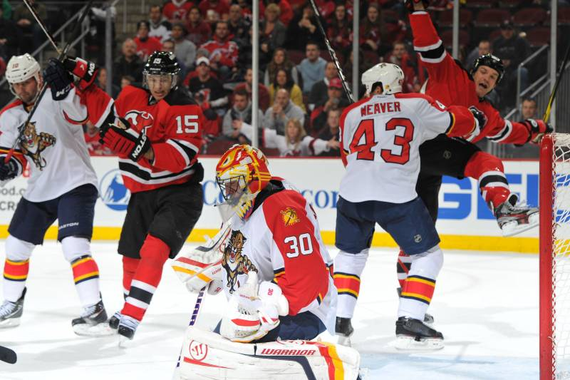 e291a52630b NHL Playoffs 2012: Florida Panthers vs New Jersey Devils Series ...