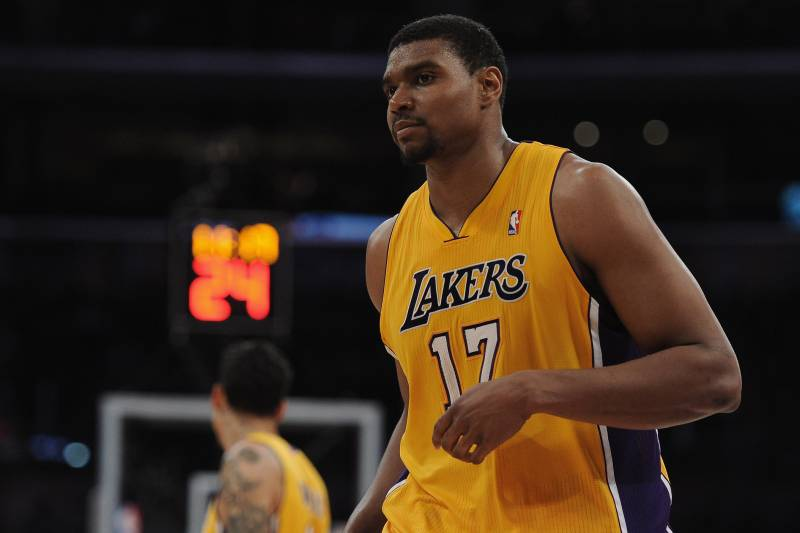 d97d1f46788 Andrew Bynum: Historic Night a Sign of Things to Come for Lakers Star