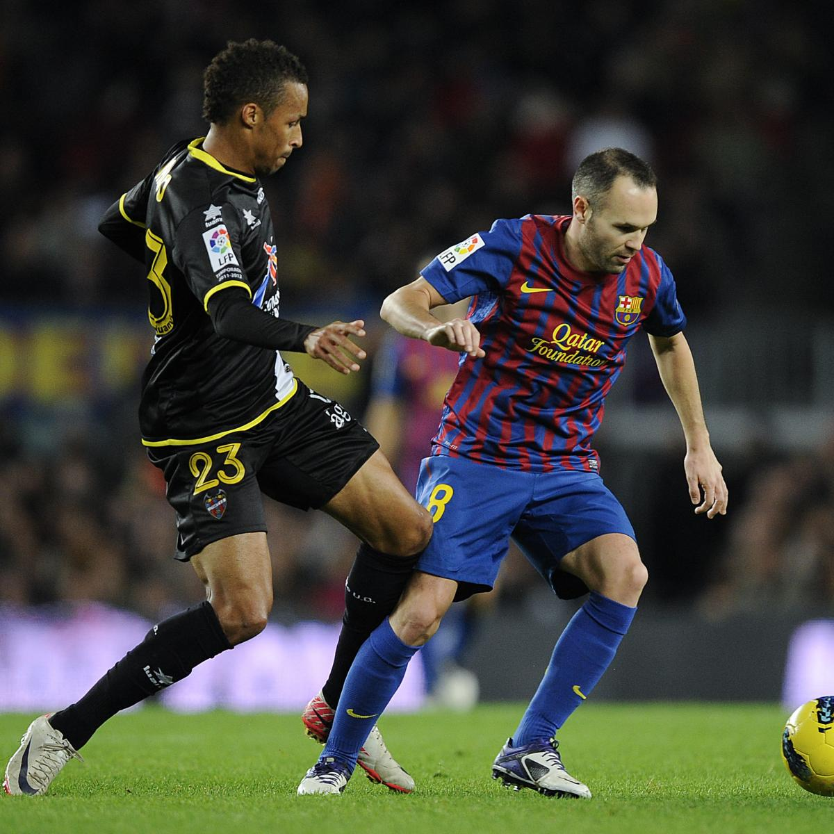 27d0f6fbc3b Levante vs. Barcelona  Preview