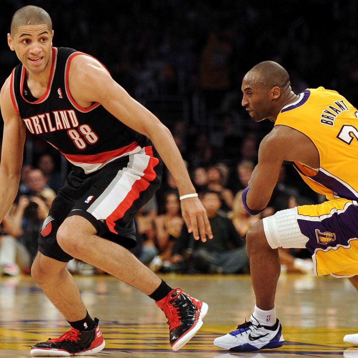 Portland Trail Blazers Contracts: NBA Rumors: Portland Trail Blazers Must Retain Nicolas