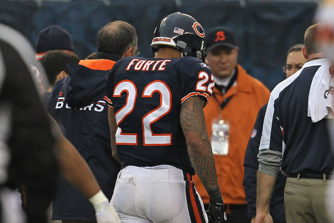 Chicago Bears News: Does Matt Forte Want More Money Than the