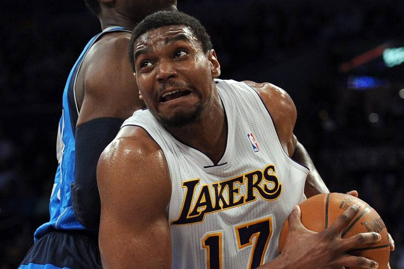 9650ed164de LA Lakers: Andrew Bynum Proving Talent Matters More Than Discipline ...