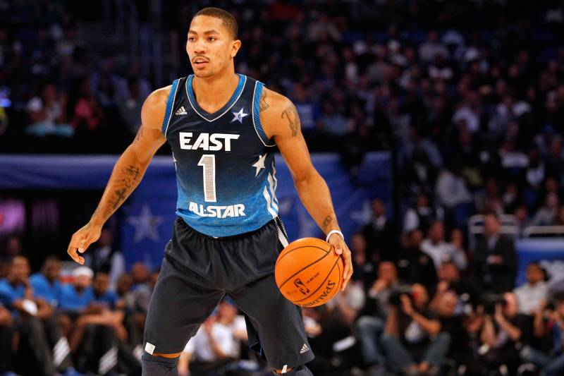 f6297a84a3e6 Derrick Rose  Could Fame Be Downfall of the Chicago Bulls  Young Point  Guard