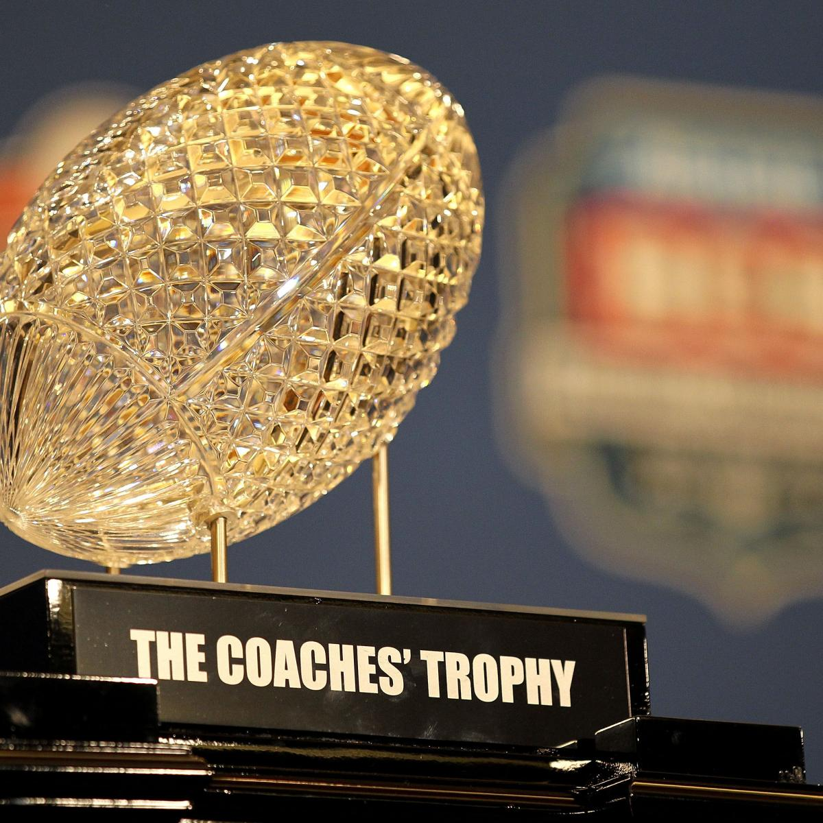 Alabama Bcs Trophy Shattered Crimson Tide Won T Fret Over