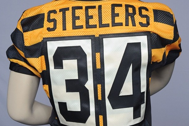 sports shoes 5c312 6bf72 Pittsburgh Steelers 80th Anniversary Throwback Jerseys: You ...