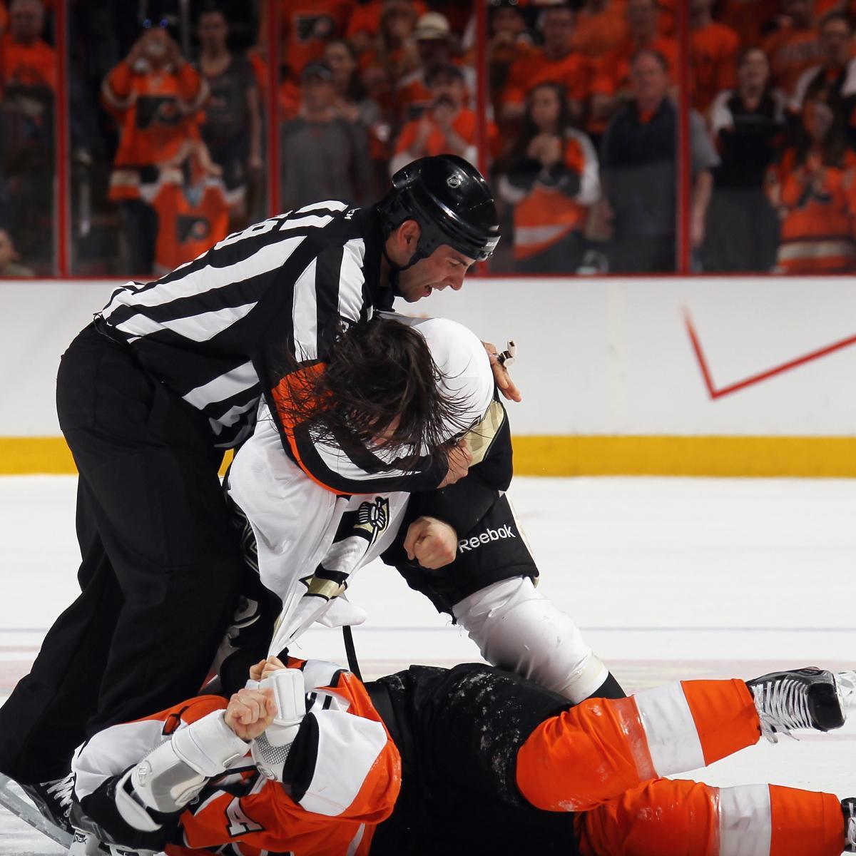 2012 NHL Playoffs: Parity Between Teams Major Reason ...