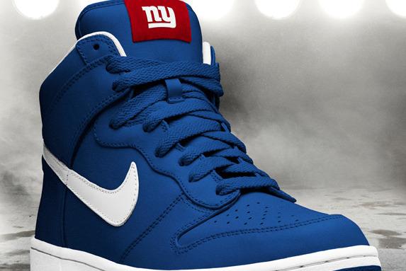 vacío cuota de matrícula Típicamente  Breaking Down New Nike NFL Dunk Shoes   Bleacher Report   Latest News,  Videos and Highlights