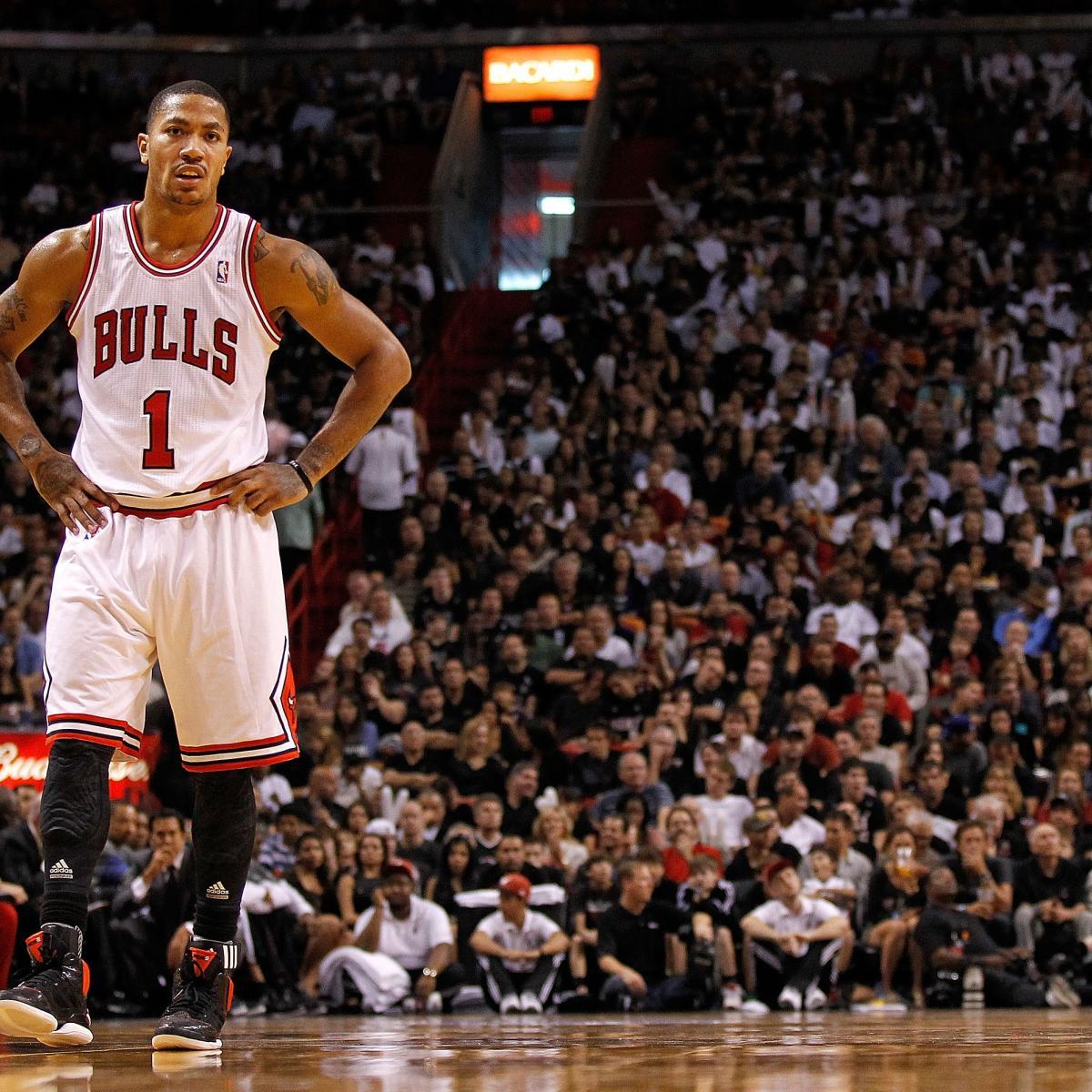 b92a51dbfcf Derrick Rose Must Channel Michael Jordan to Win an NBA Championship ...