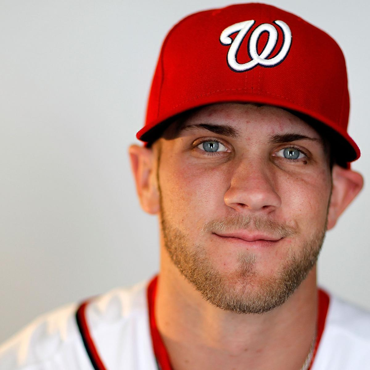 The latest Tweets from Bryce Harper Bharper3407 Let the canvas speak United States