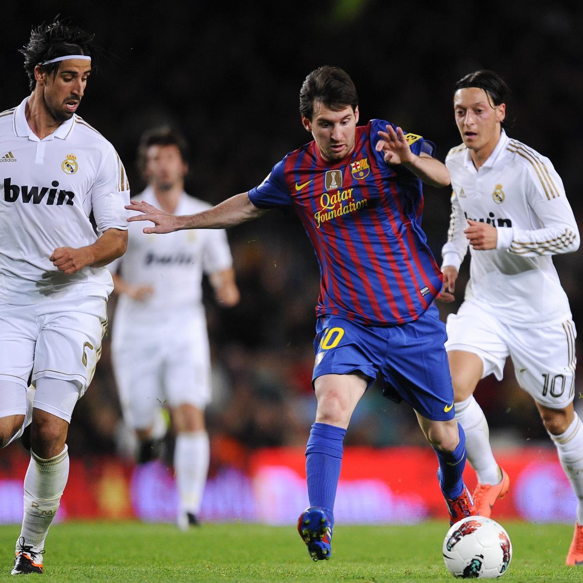 Champions League Final 2012: Barcelona Vs. Real Madrid: Rematch In Champions League