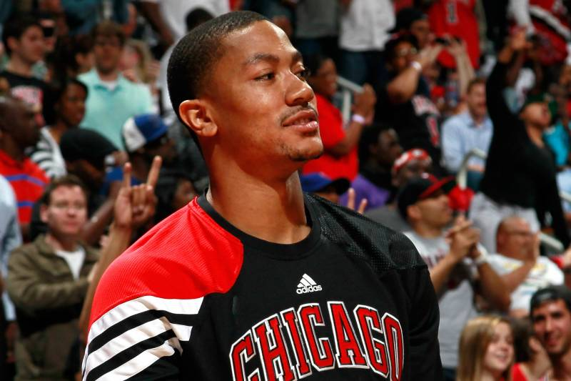 ece5def6bd8 Derrick Rose Doesn t Have to Dominate for Chicago Bulls to Win ...