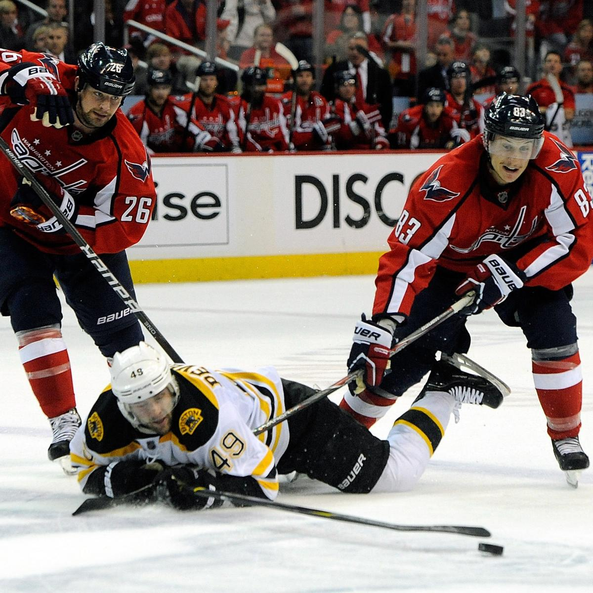 Bruins Vs. Capitals: Highlights, Twitter Reaction And
