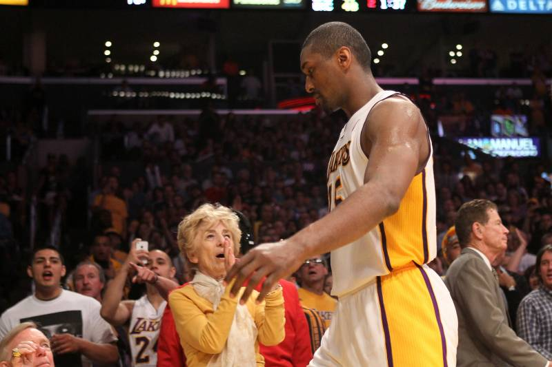 e54ae4204 Metta World Peace  Should Be Banned from the NBA for Life