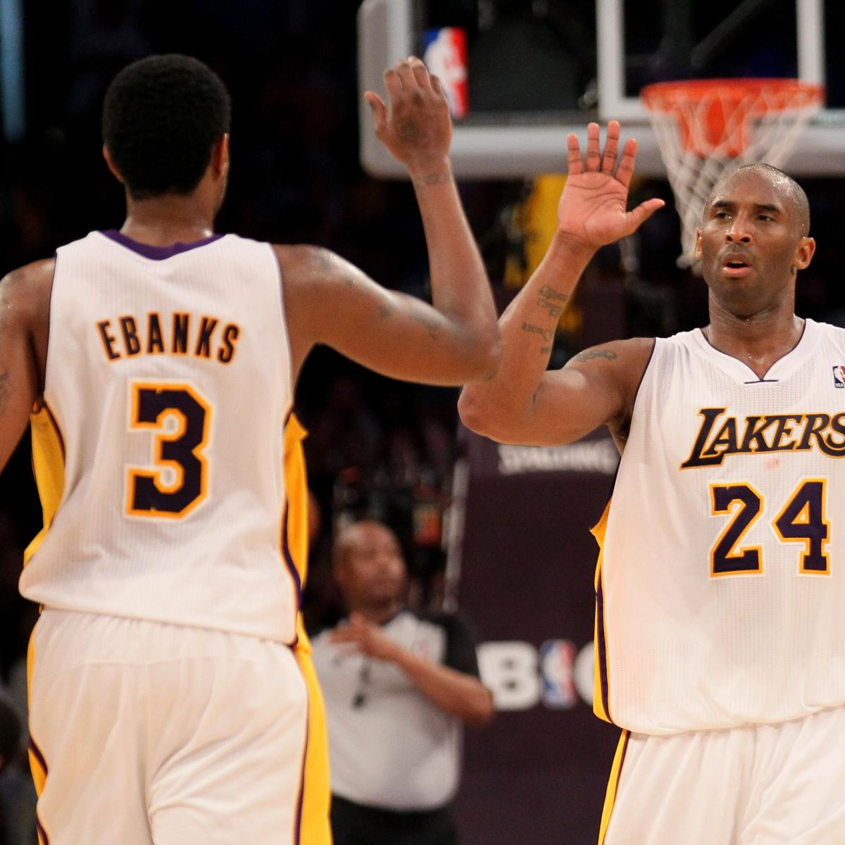 2012 NBA Playoff Predictions: Los Angeles Lakers Will