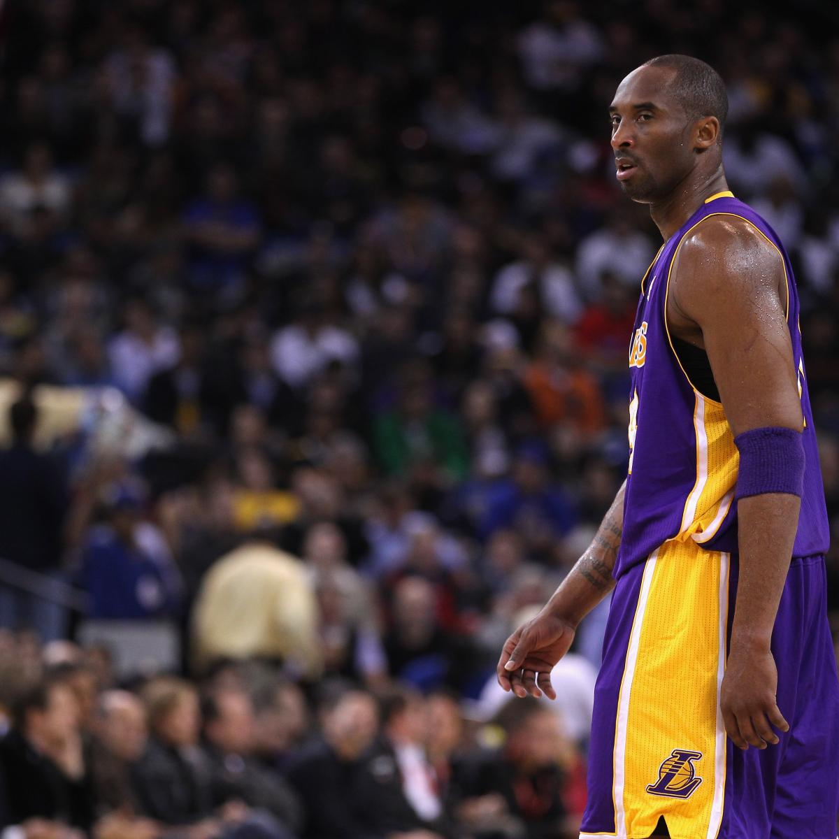 NBA Playoffs 2012: Kobe Bryant And Los Angeles Lakers