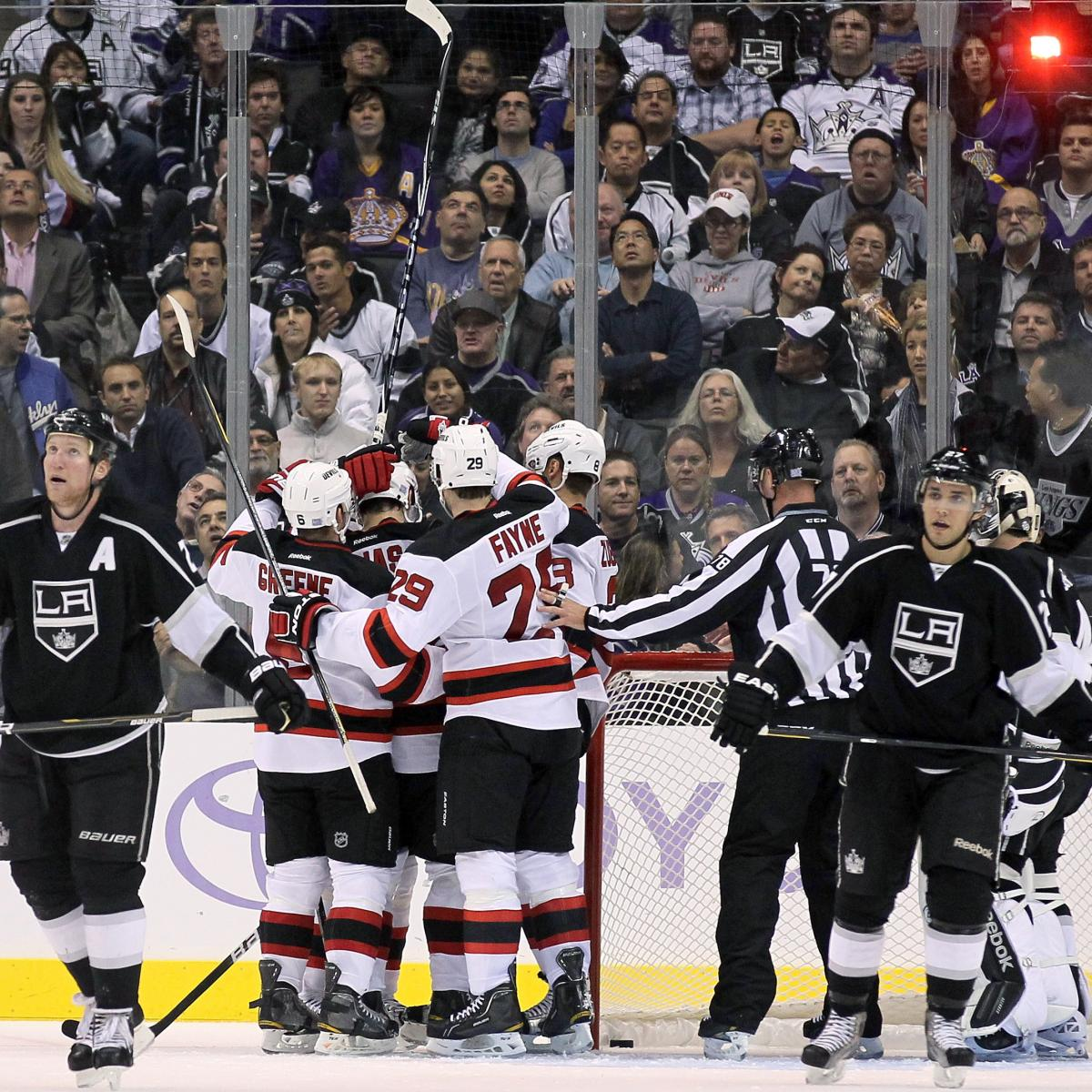 NHL Playoffs 2012  Why the Los Angeles Kings Will Not Win Stanley Cup  19d82820d