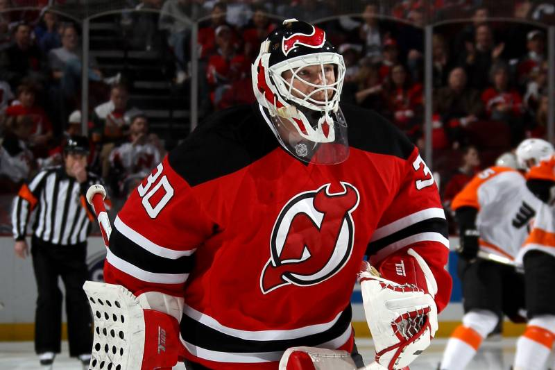 Martin Brodeur Still Chasing The Stanley Cup At Age 40 Bleacher
