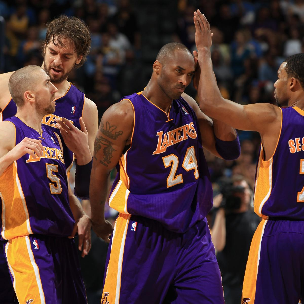 Lakers Vs. Nuggets: Game 4 Highlights, Twitter Reaction