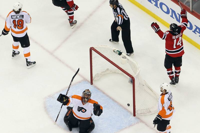 watch e1321 26a02 Philadelphia Flyers vs. New Jersey Devils Game 4 Recap and ...