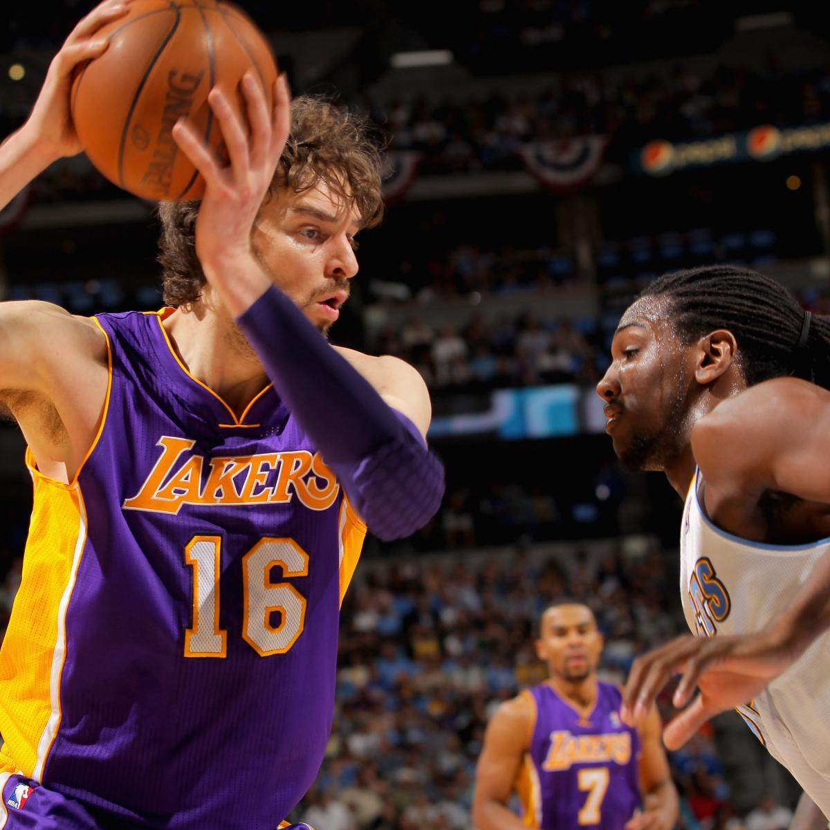 Nuggets vs. Lakers: Game 5 TV Schedule, Live Stream ...