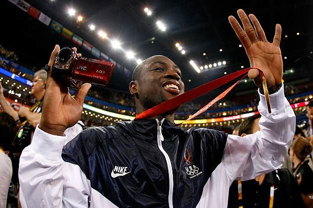 USA Basketball: Injuries, Peer Pressure Influencing Dwyane