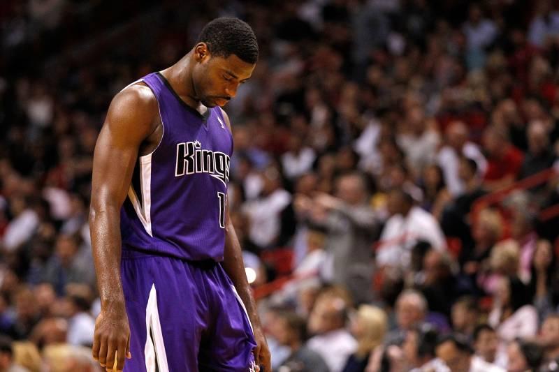 NBA Trade Rumors: Sacramento Kings Shouldn't Hesitate to Deal Tyreke Evans | Bleacher Report | Latest News, Videos and Highlights