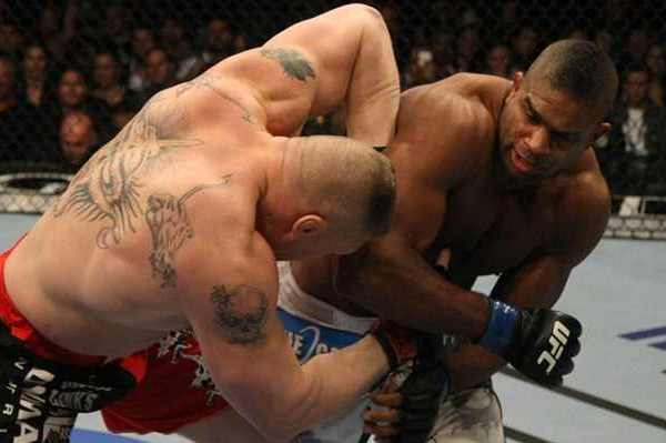 Alistair Overeem Does His Win Over Brock Lesnar Mean