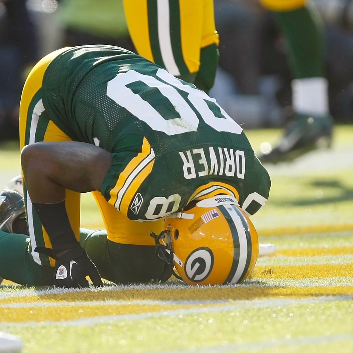 Donald Driver Done In Green Bay? Why Green Bay Can't