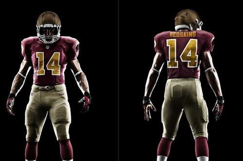 5a28c476b Washington Redskins  Breaking Down Skins  New Alternate Uniforms ...