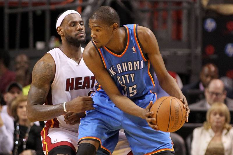 08118728562 2012 NBA MVP Award  Why Kevin Durant Deserved Honors More Than LeBron James