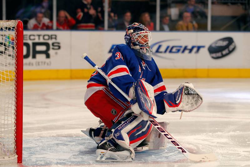 Nhl Playoffs 2012 Why Henrik Lundqvist Has Silenced His Critics