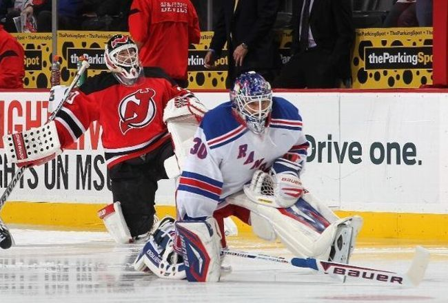 Nhl Playoffs Breaking Down The Henrik Lundqvist Martin Brodeur