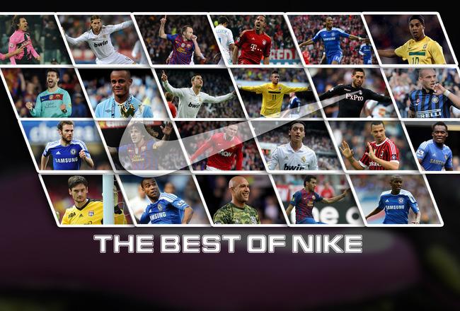 Chillido escaldadura marxismo  Adidas vs. Nike Super Match: Selecting the Nike World Football ...