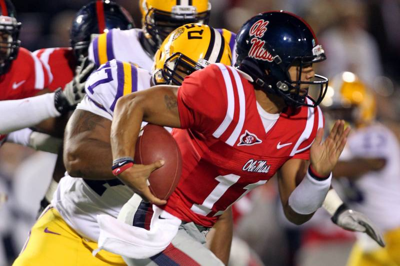 Ole Miss Football A Few Surprises In The Rebel Post Spring Depth
