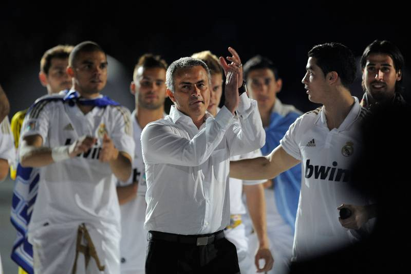 faa9e5c92 Real Madrid  Tactical Review of the 2011-12 Season Under Jose ...