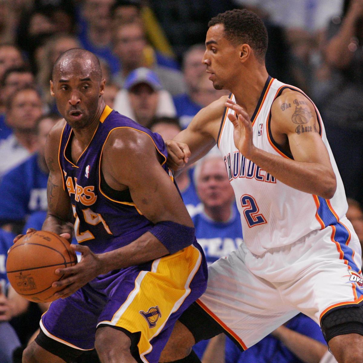 NBA Playoffs 2012: Oklahoma City Thunder Vs. Los Angeles