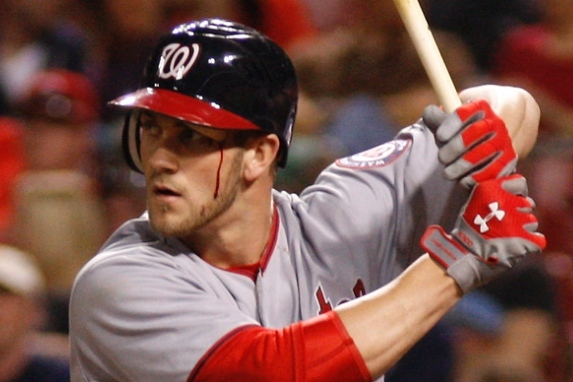 Bryce Harper 19 Year Old Phenom Sure To Keep Shining For The Nationals