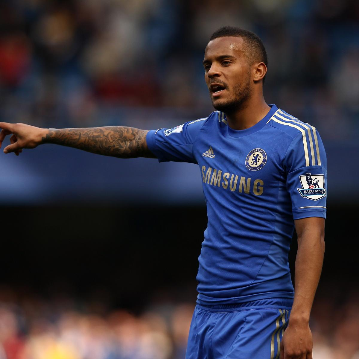 Champions League Final 2012: Chelsea: Di Matteo Set To Gamble On Ryan Bertrand In