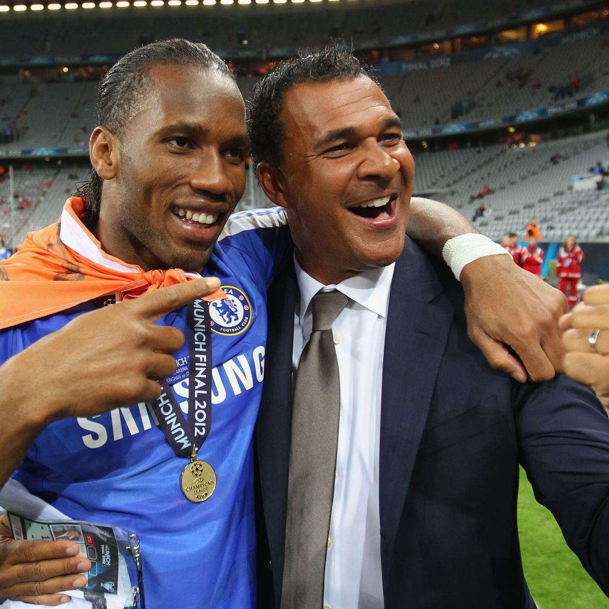 Champions League Final 2012: Didier Drogba's Champions League Final Goal Is The Peak Of