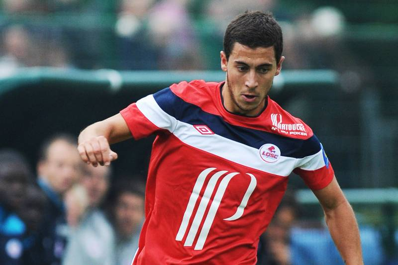 buy popular 458d3 0efa6 Eden Hazard: Is Lille's Most Wanted Soccer's Answer to ...