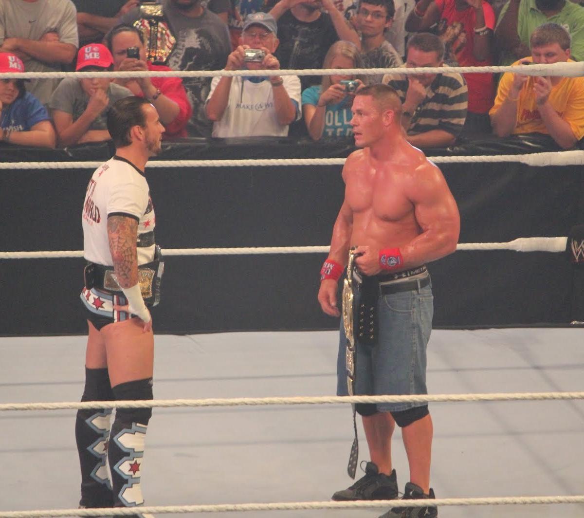WWE: Why John Cena Needs CM Punk In The Company